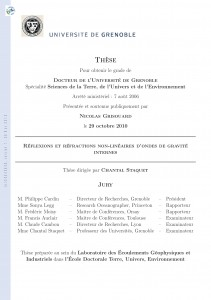 grisouard_PhD_thesis_Grenoble_2010
