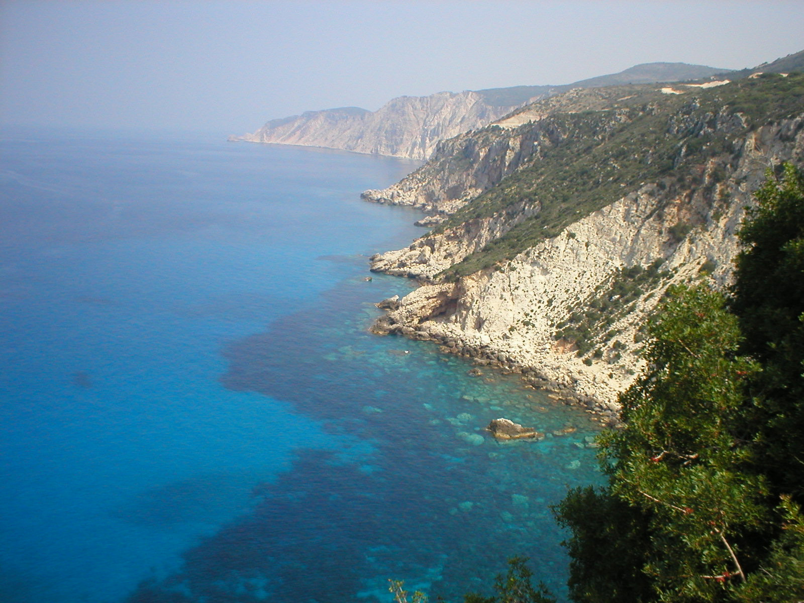 The Ionian Sea, view from the island Kefalonia, Greece - Image credit: Wikipedia