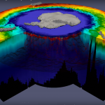 Southern Ocean temperature (SOSE) - click on the image to see the movie by Uriel Zajaczkovski; http://pordlabs.ucsd.edu/uriel/