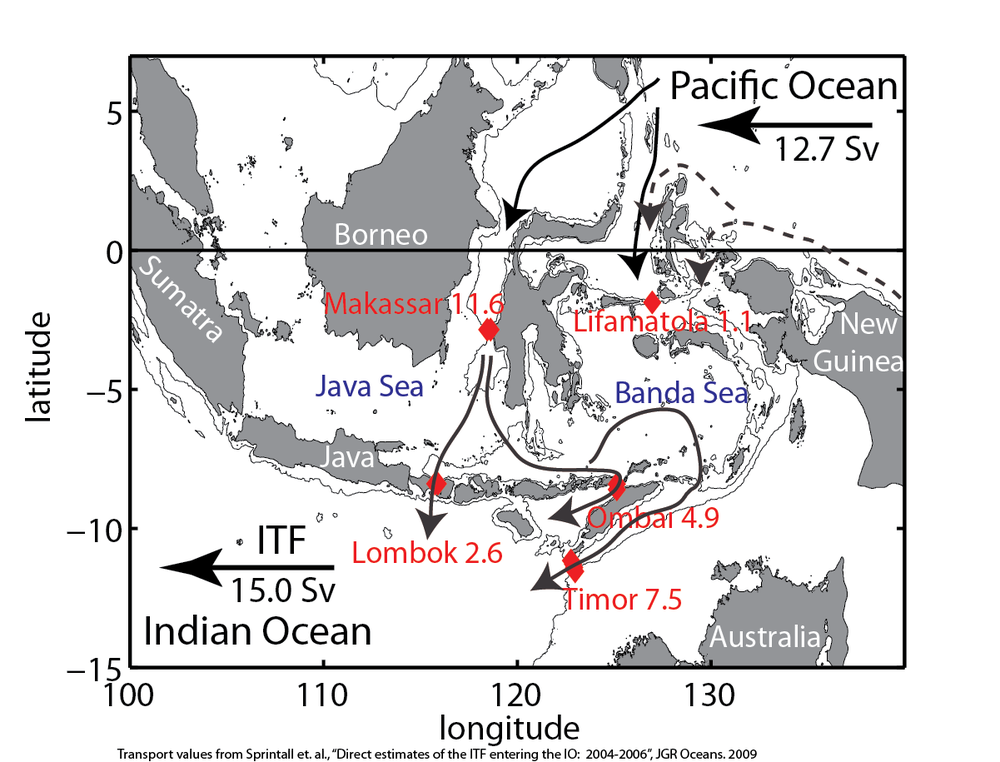 Map of the ITF - Wikimedia